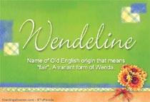 Name Wendeline