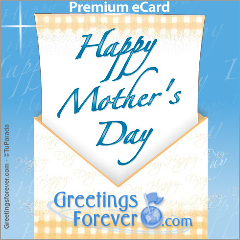 Ecard - Happy Mother's Day!