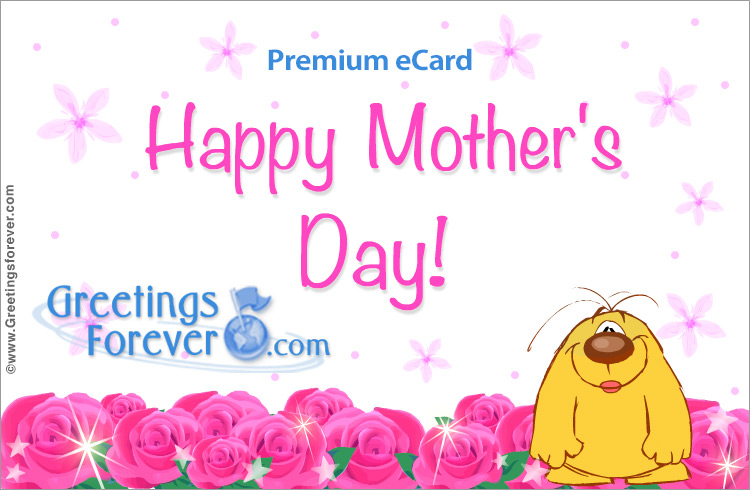 Ecard - Happy Mother's Day ecard