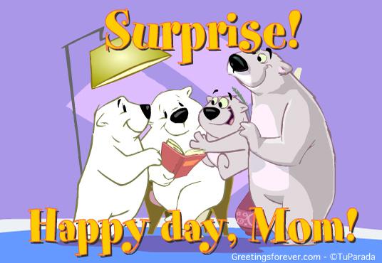 Tarjeta - Surprise!