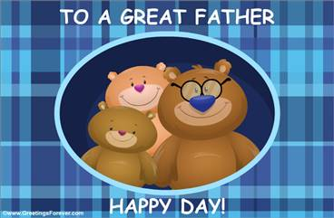 Ecard for Father's Day