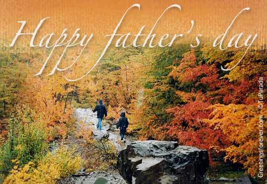 Ecard - Happy father's day ecard