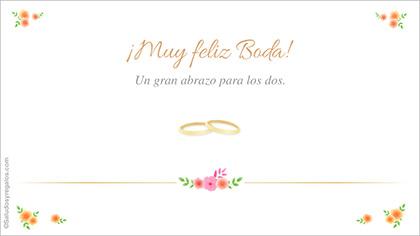 Tarjetas De Bodas Postales De Feliz Boda Tarjetas De