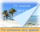 For someone very special