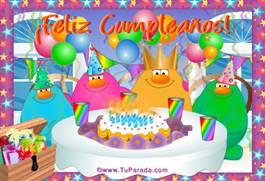 Cumpleaños Interactivo
