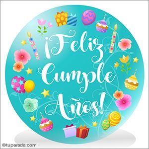 Feliz cumpleaños especial