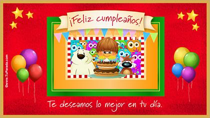 Feliz cumpleaños de todos nosotros