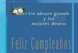 Cumpleaños azul