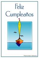 Feliz cumpleaños con velero