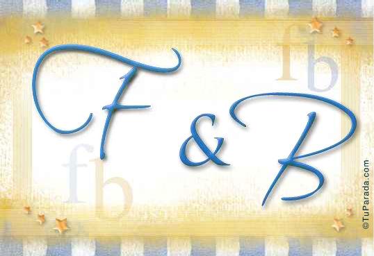 Tarjeta de Inicial F