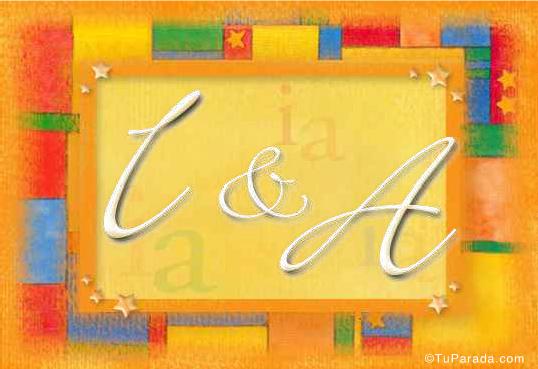 Tarjetas, postales: Inicial I