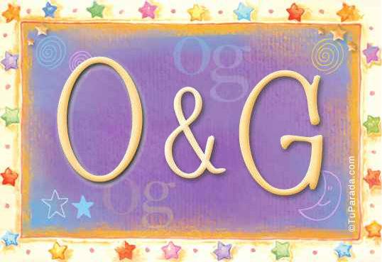 O & G