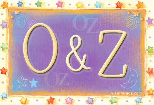 O & Z