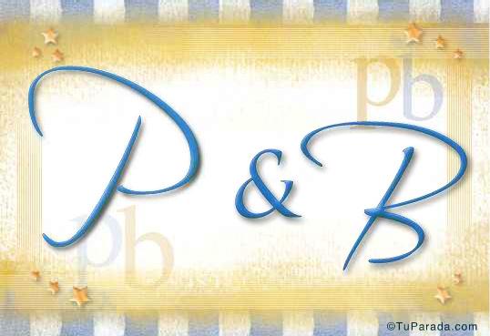 Tarjeta de Inicial P
