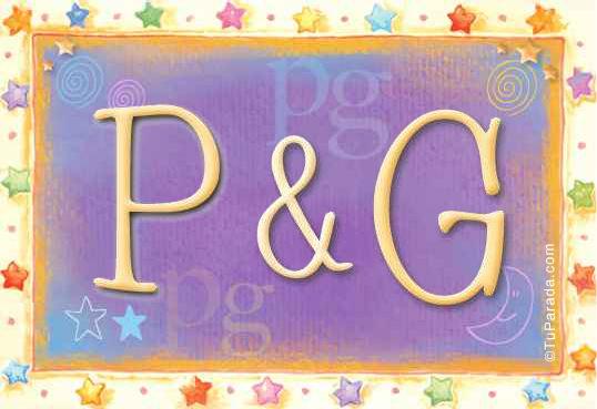 P & G