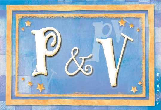 P & V