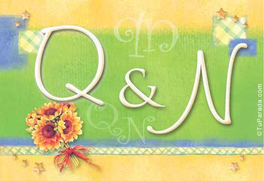 Q & N