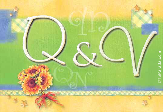 Q & V