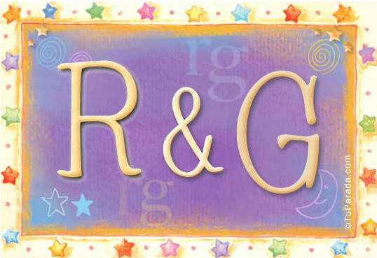 R & G