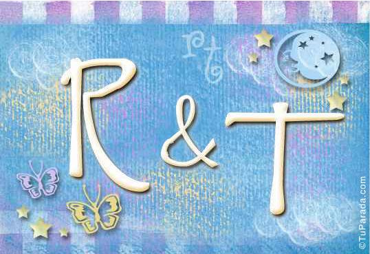 Tarjeta - R & T