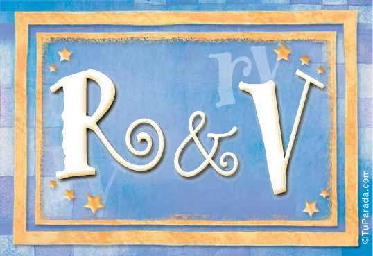 R & V