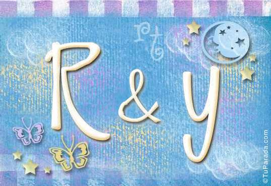 R & Y