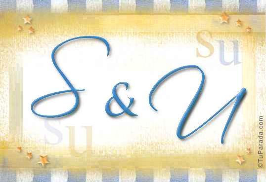 S & U