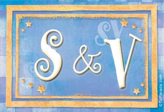 S & V
