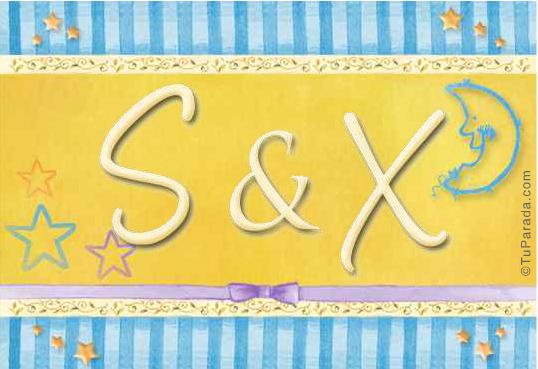 S & X