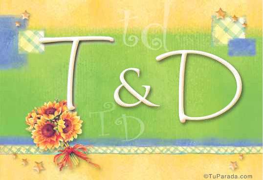 Tarjeta de Inicial T