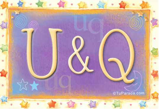 U & Q