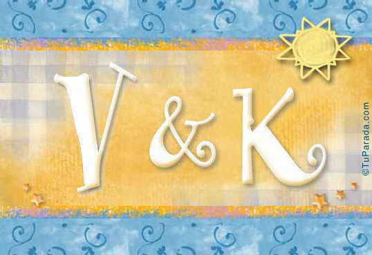 V & K