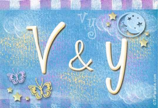 V & Y