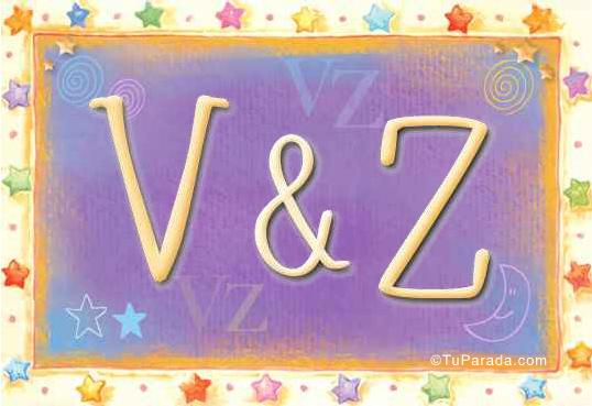 V y Z