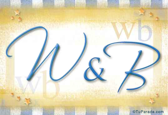 W & B