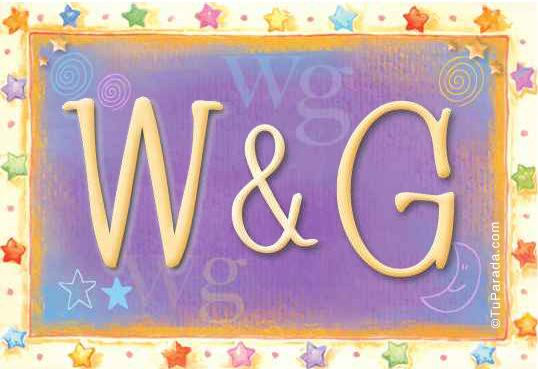 W & G