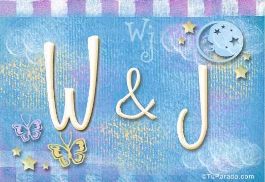 W & J