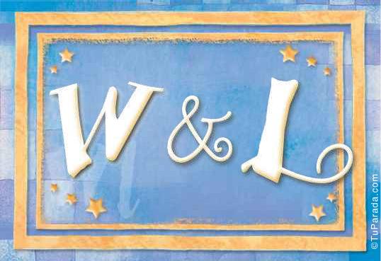 W & L