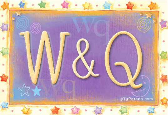 W & Q