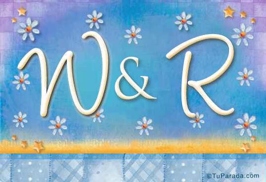 W & R