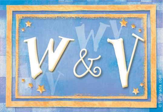 W & V