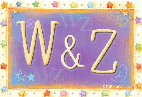 W & Z