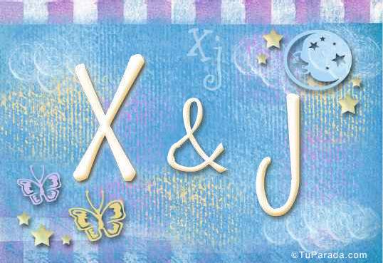 X & J