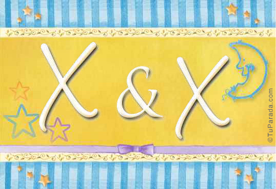 X & X