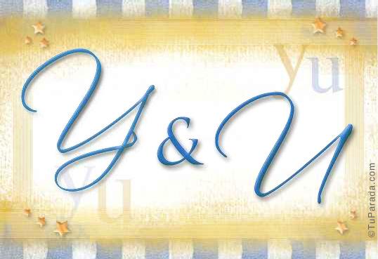 Y & U