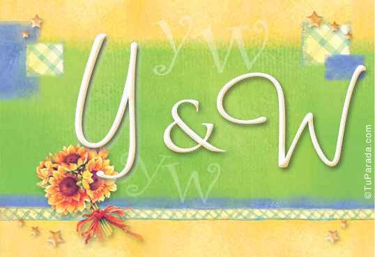 Y & W