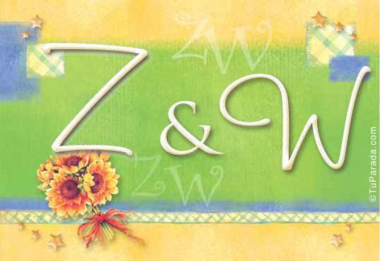Z & W
