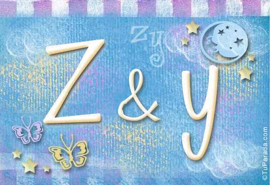 Z & Y