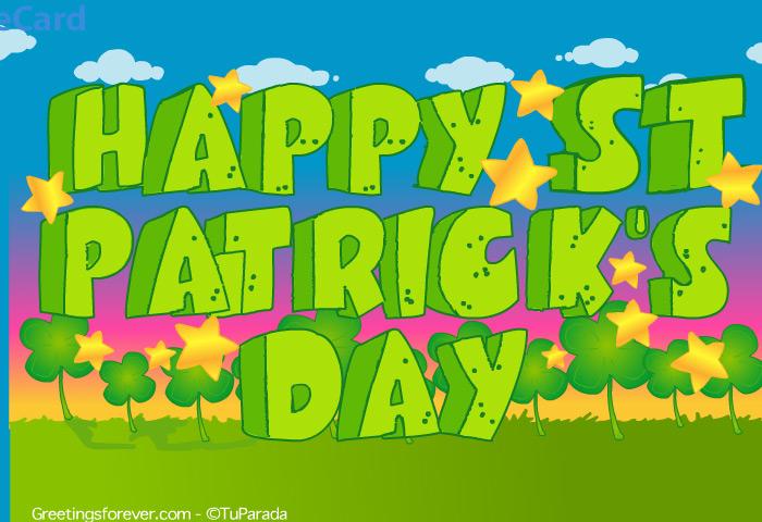 Ecard - St. Patrick's Day