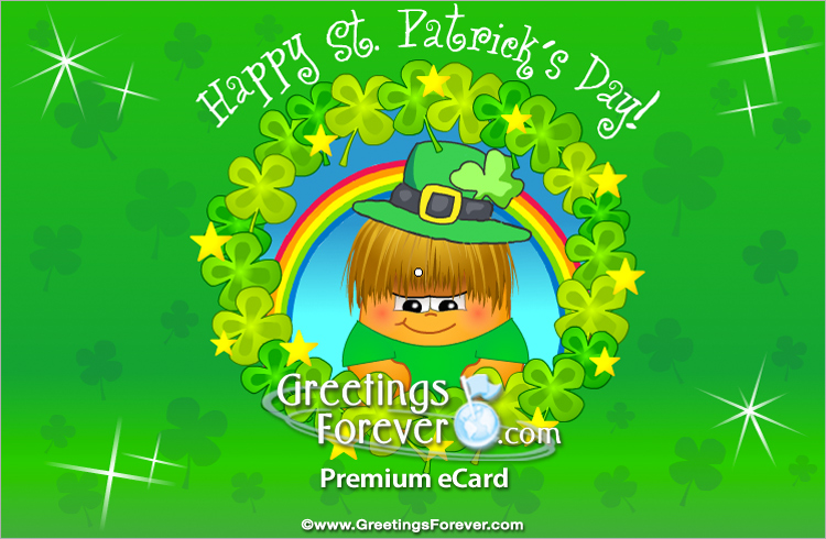Ecard - St. Patrick's Day ecard